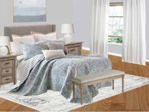 Master Bedroom e-Design